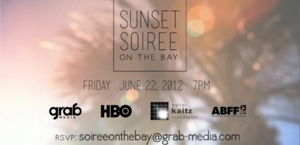 Sunset Soiree – American Black Film Festival Event