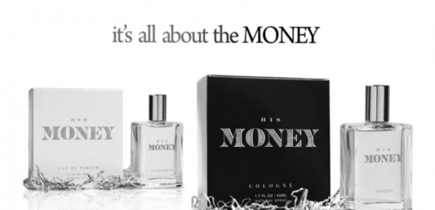 Money Cologne tv spot